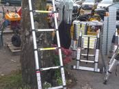 Инструмент и техника Лестницы, стремянки, цена 64 €, Фото