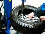 Ремонт и запчасти Шиномонтаж, ремонт колес, дисков, цена 15 €, Фото