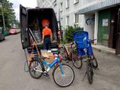 Перевозка грузов и людей,  Пассажирские перевозки Такси и найм авто с водителем, цена 0.14 €, Фото