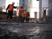Строительные работы,  Отделочные, внутренние работы Наливные полы, цена 2 €/м2, Фото