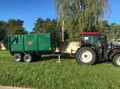 Lauksaimniecības tehnika,  Piekabes Universālas piekabes, cena 10 650 €, Foto