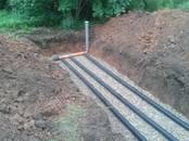 Būvdarbi,  Būvdarbi, projekti Kanalizācija, ūdensvads, Foto