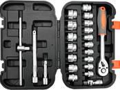 Darba rīki un tehnika Instrumentu komplekti, cena 17.15 €, Foto