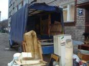 Хозяйственные работы Вывоз бытового мусора, мебели, цена 50 €, Фото
