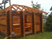 Mēbeles, interjers,  Dārza mēbeles un aksesuāri Nojumes, cena 2 450 €, Foto