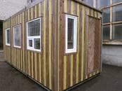 Строительные работы,  Строительные работы, проекты Передвижные дома, цена 200 €/м2, Фото