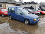 Rezerves daļas,  Volkswagen Caddy, cena 700 €, Foto