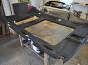 Remonts un rezerves daļas Ādas pārvilkšana, salona remonts, cena 30 €, Foto