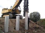 Стройматериалы Фундаментные блоки, цена 100 €, Фото