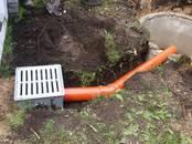 Строительные работы,  Строительные работы, проекты Канализация, водопровод, цена 500 €, Фото