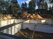 Строительные работы,  Строительные работы, проекты Кладка, фундаменты, цена 100 €, Фото