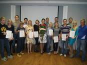 Kursi, izglītība Kvalifikācijas paaugstināšanas kursi, cena 200 €, Foto