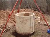 Строительные работы,  Строительные работы, проекты Бурение скважин, цена 65 €, Фото