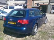Rezerves daļas,  Audi A4, cena 4 000 €, Foto