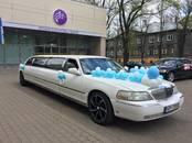 Аренда транспорта Для свадеб и торжеств, цена 35 €, Фото
