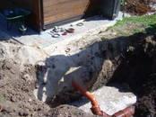Строительные работы,  Строительные работы, проекты Канализация, водопровод, цена 6 €, Фото