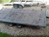 Аренда транспорта Прицепы, цена 140 €, Фото