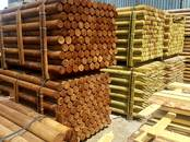 Стройматериалы,  Материалы из дерева Брёвна, цена 1 €, Фото