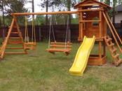 Būvdarbi,  Būvdarbi, projekti Bērnu laukumi, cena 580 €, Foto