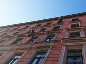 Būvdarbi,  Būvdarbi, projekti Augstuma darbi, alpīnisms, Foto
