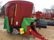 Lauksaimniecības tehnika,  Lopbarības sagatavošanas tehnika Lopbarības maisītāji, cena 18 900 €, Foto