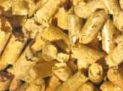 Malka, briketes, granulas Granulas, cena 160 €/t., Foto