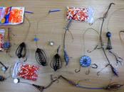 Охота, рыбалка,  Удочки и снасти Снасти, поплавки, крючки, цена 3 €, Фото