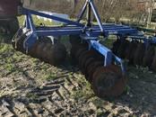 Сельхозтехника,  Почвообрабатывающая техника Лущильники, цена 4 000 €, Фото