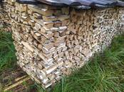 Дрова, брикеты, гранулы Дрова колотые, цена 31 €/м³ насыпной, Фото