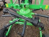 Lauksaimniecības tehnika,  Lopbarības sagatavošanas tehnika Grābekļi, cena 2 450 €, Foto