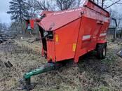 Lauksaimniecības tehnika,  Lopbarības sagatavošanas tehnika Lopbarības maisītāji, cena 1 700 €, Foto