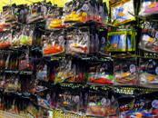 Medības, zveja,  Makšķeres un piederumi Mānekļi, ēsmas, cena 0.65 €, Foto