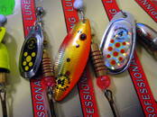 Охота, рыбалка,  Удочки и снасти Блёсны, приманки, цена 1.95 €, Фото