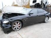 Rezerves daļas,  Maserati Quattroporte, Foto