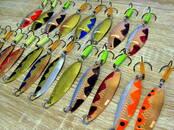 Охота, рыбалка,  Удочки и снасти Блёсны, приманки, цена 2.50 €, Фото