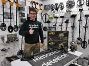 Хобби, увлечения Металлодетекторы и кладоискательство, цена 529 €, Фото