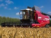 Lauksaimniecības tehnika,  Kombaini un lopbarības novākšanas tehnika Labības novākšanas kombaini, Foto