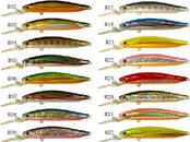 Охота, рыбалка,  Удочки и снасти Блёсны, приманки, цена 23 €, Фото