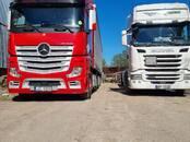 Kravu un pasažieru pārvadājumi Starptautiskie pārvadājumi TIR, cena 0.40 €, Foto