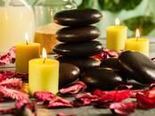 Здоровье, красота,  Массажные услуги Массаж с камнями, цена 45 €, Фото