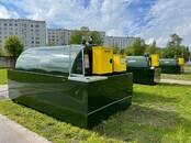 Lauksaimniecības tehnika,  Bunkuri, cisterni, elivatori Cisternas, mucas, cena 6 200 €, Foto