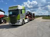 Kravu un pasažieru pārvadājumi Lielgabarīta kravu pārvadājumi, cena 1.10 €, Foto